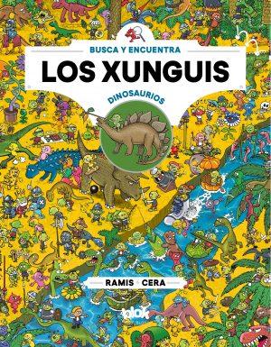 XUNGUIS-XUNGUIS ENTRE DINOSAURIOS