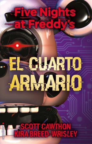 FIVE NIGHTS AT FREDDY'S 3. EL CUARTO ARM