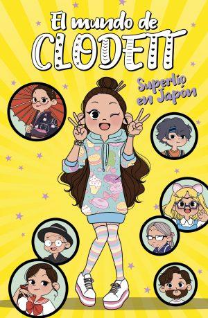 CLODETT 5. SUPERLIO EN JAPON
