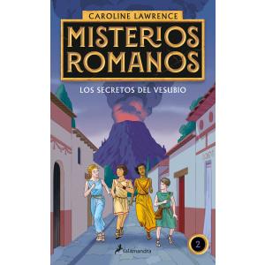 SECRETOS DEL VESUBIO(MISTERIOS ROMANOS 2