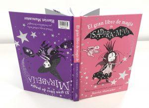 GRAN LIBRO DE MAGIA DE ISADORA Y MIRABEL
