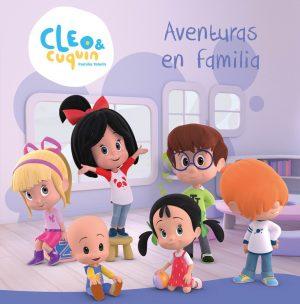 CLEO Y CUQUIN. AVENTURAS EN FAMILIA