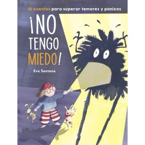 NO TENGO MIEDO! (ANTOLOGIA DE CUENTOS)