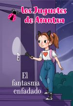 JUGUETES DE ARANTXA: FANTASMA ENFADADO