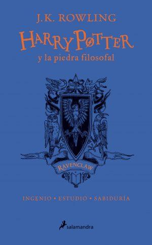 HP1-PIEDRA FILOSOFAL (TD)(20ANIV.RAVEN)