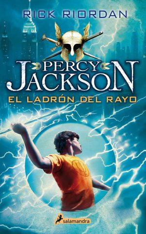 PERCY J. DIOSES DEL OLIMPO 1 - LADRON DE
