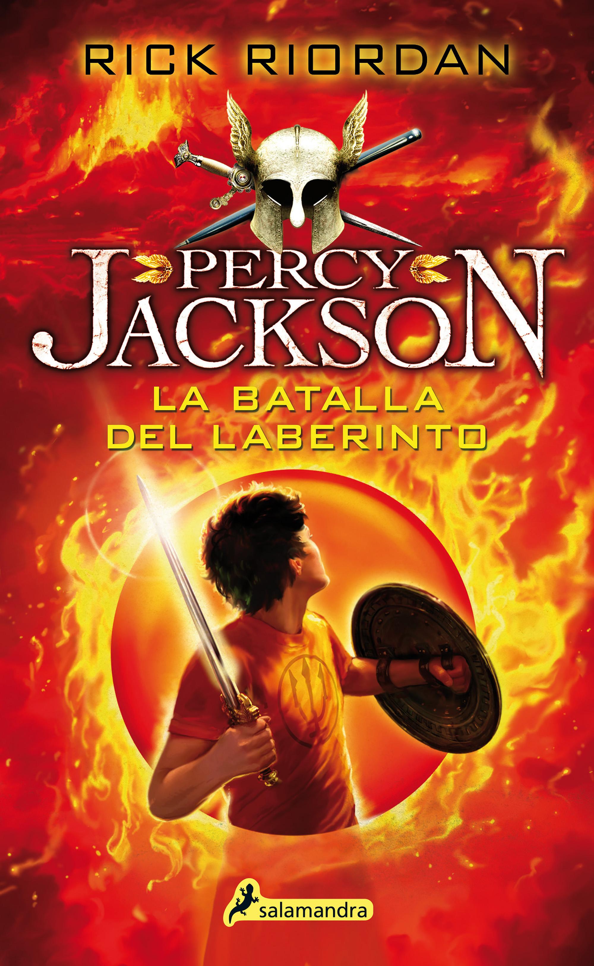 PERCY J. DIOSES DEL OLIMPO 4 - BATALLA D